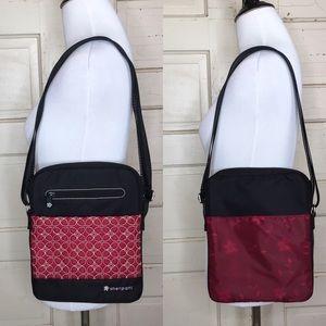 Sherpani Floral Crossbody Shoulder Bag